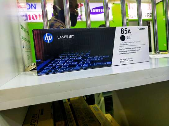 Tested hp toners 85A image 1