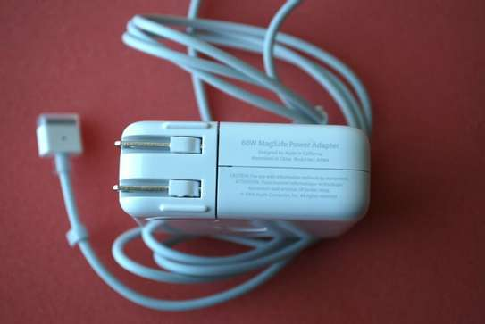 Genuine Apple A1184 MagSafe 1 60W Power Adapter 611-0465 (X55A image 4
