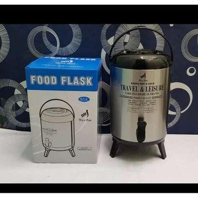 Sundabest Travel Hot & Cold Food Flask. image 1