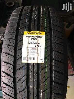 285/50R20 Dunlop Tyres image 2