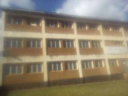 2 storely building for sale in Nyeri,  kingongo estate, opposite outospin garage.