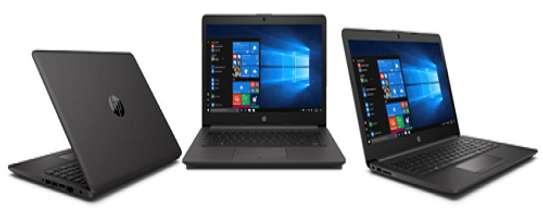 HP 240 G7 Notebook PC Laptop (6EC22EA) image 2