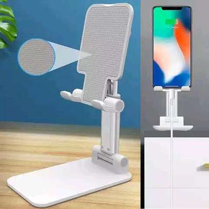 Desktop phone stand holder image 3