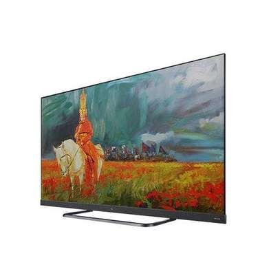 TCL 55 inch Onkyo Q-LED Android Smart UHD-4K Digital TVs 55C815 image 2