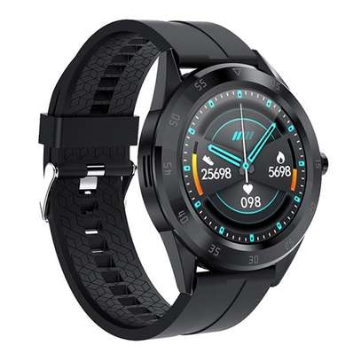 Men Y10 Bluetooth Smart Watch Heart Rate Wristwatch image 5