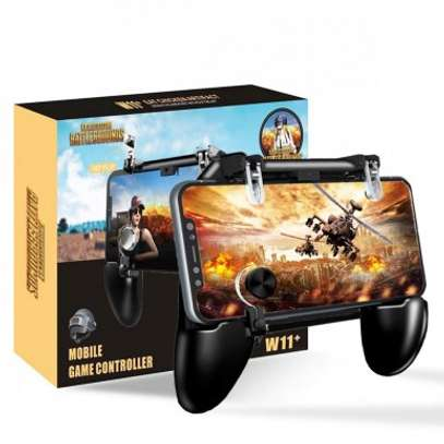 W11 PUBG Mobile Joystick Gamepad Button For Android iPhone Gaming Pad image 6