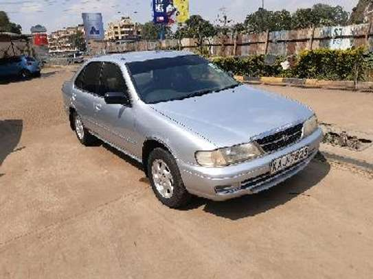 Nissan Sunny B14 local Efi extremely clean