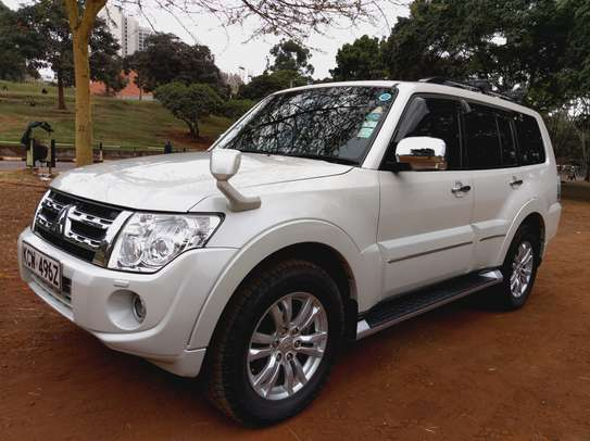 Mitsubishi Pajero Diesel Super exceed