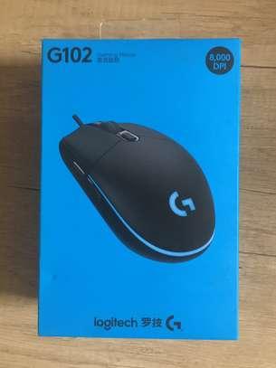 Logitech G102 Prodigy Optical Gaming Mouse image 1