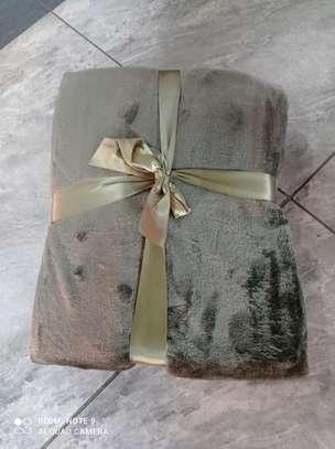 Soft fleece blanket image 1