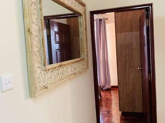 Furnished 1 bedroom apartment for rent in Westlands Area image 9
