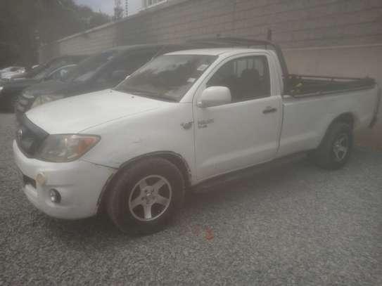 Toyota Hilux Pickup - Single Cab 2008 diesel image 2
