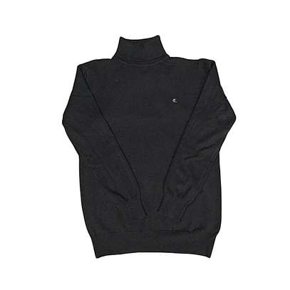 Long Sleeve Pullover Sweater image 1