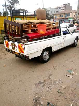 Ask for Shifting and Transport Services image 1