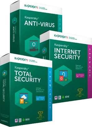 Karspersky Internet Security & Anto virus image 1