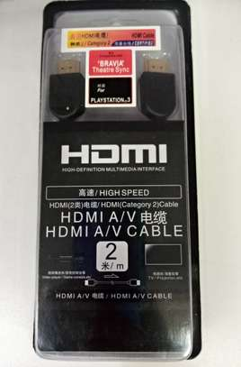 Sony High Speed HDMI Cable-2M image 2