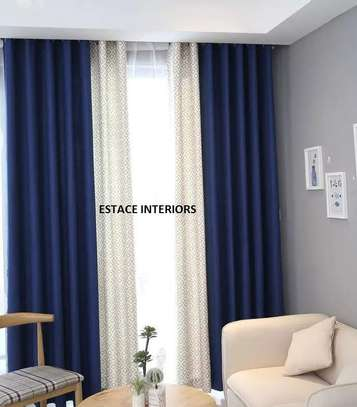 CURTAINS AND  FANCY SHEERS image 2