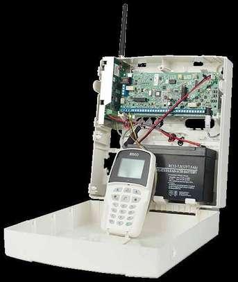 Burglar security alarm system image 1