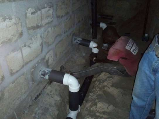 Need a reliable plumber to repair a leak or install new pipes? image 5