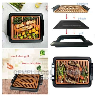 Electric Smokeless Grill image 8