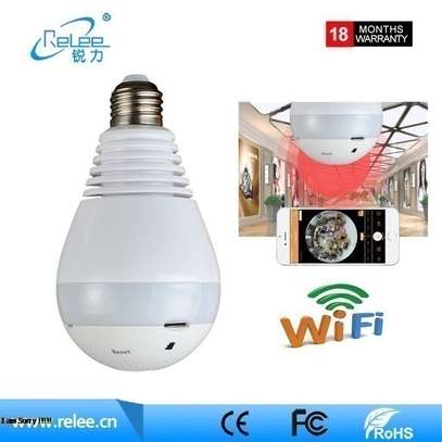 CCTV BULB CAMERAS image 4