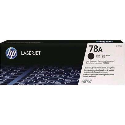 CE278S LaserJet toner cartridge black printer HP LaserJet P1606/M1536 MFP image 9