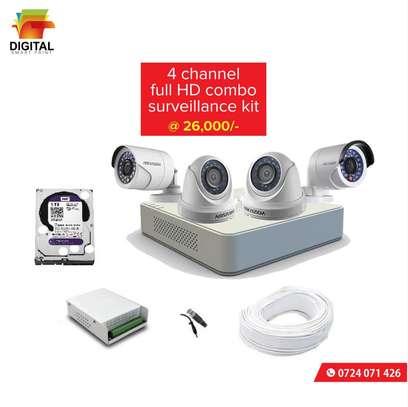 Full surveillance combo kit image 1