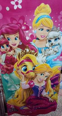 kids cartoon towels