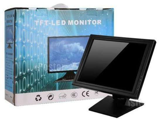 15'' Inch POS Touch Screen Monitor image 1
