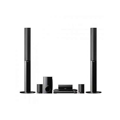 Sony DZ650 - 5.1 Ch. 1000 W- DVD Home Theater System (Black)