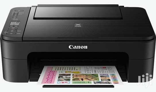 Canon E414 Printer image 1