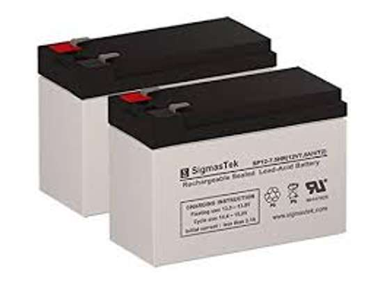 UPS Replacement Batteries image 1