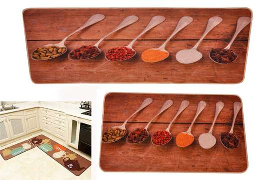 2pcs kitchen mats