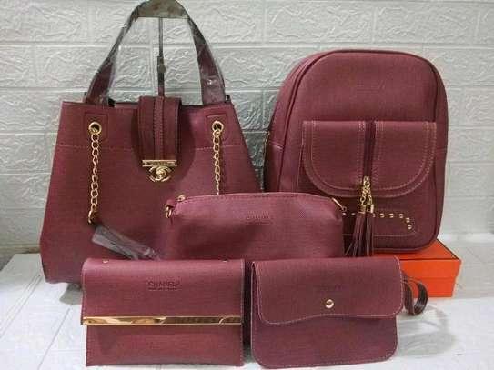Pure leather Handbags image 4