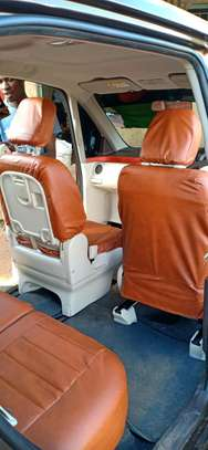 Red hill car seat covers image 4
