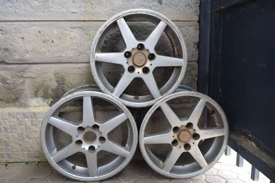 16x7 JJ Car Rims