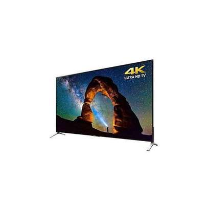 Hisense 55'' 4K ULTRA HD ANDROID TV, 4K HDR, NETFLIX-Easter super sale image 1