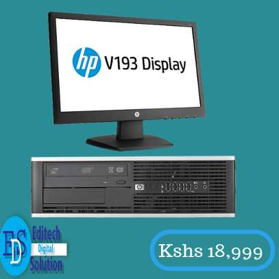 HP Pro 6305 Desktop image 1