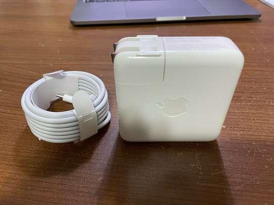 "2016 2017 2018 2019 MacBook Pro 13"" 61W USB C Original Genuine Charger Cord image 1"