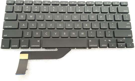 """New Laptop Replacement Keyboard for Apple MacBook Pro A1398 15 """"series Black US Layout image 1"""