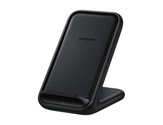 Samsung 15W Wireless Charger Stand with Cooling Fan image 2