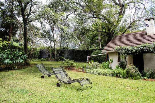 Furnished 2 bedroom house for rent in Old Muthaiga image 18