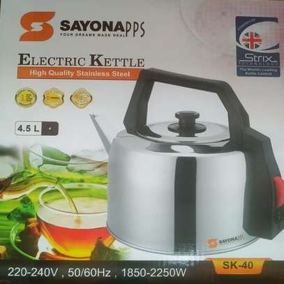 Sayona SK40 - Automatic Electric Kettle - 4.5 Litres image 1