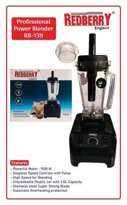 Redberry commercial blender/Commercial blender/Blender image 1