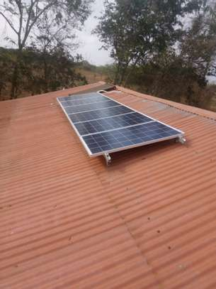 2000W off-grid PV solar home system ( purely solar in your home) image 2