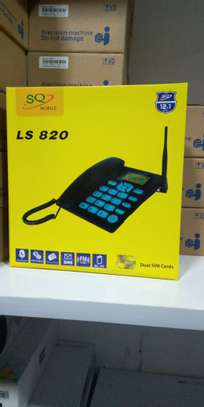 Sq Ls-820 Deskphone image 1