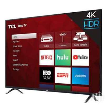 TCL 50 inch digital smart android 4k TV image 2