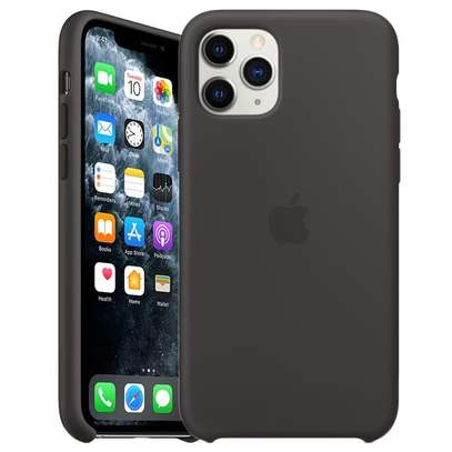 Silicone case with Soft Touch for iPhone 11,iPhone 11 Pro,iPhone 11 Pro Max image 8