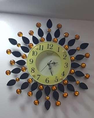 Elegant Wall Clock Uniquely Designed