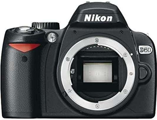 Nikon D60 image 1